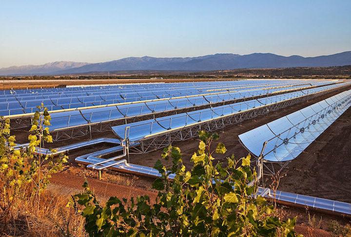Noor Complex Solar Thermal Plant