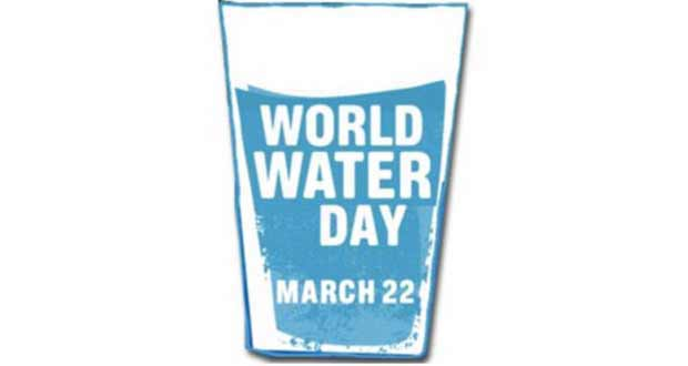 March 22nd is World Water Day