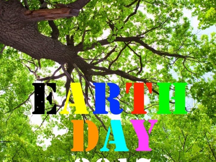 April 22nd is Earth Day!