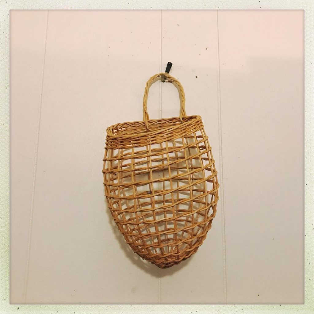 Woven basket for storing eggs in the kitchen and athellip