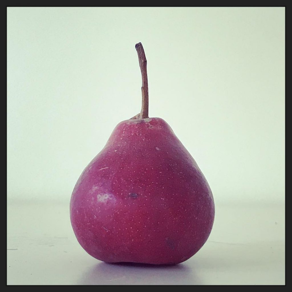 Red Pear Buy organically grown pears and eat them! Thatshellip