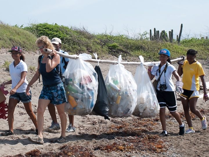 Sept. 16th: International Coastal Clean Up Day