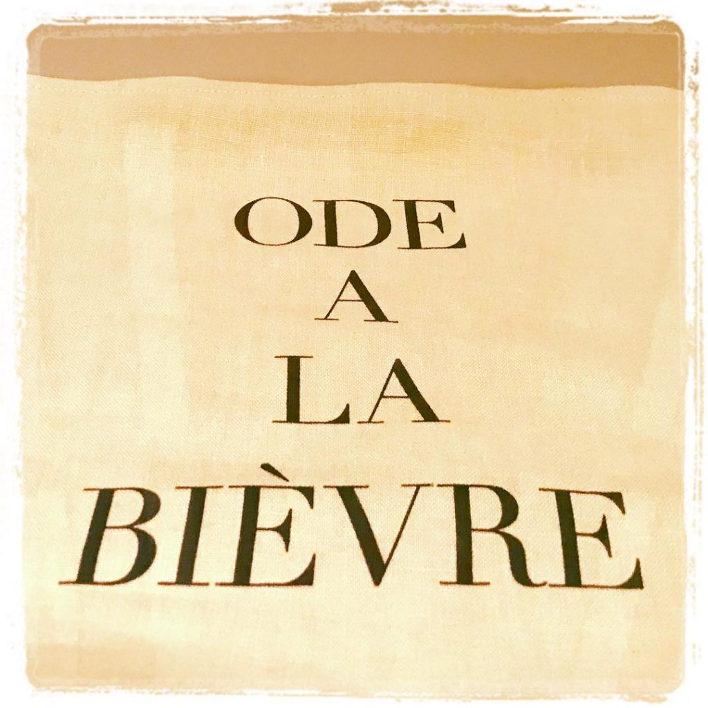 Ode  la Bievre Ode to the Bievre 2007 Louisehellip