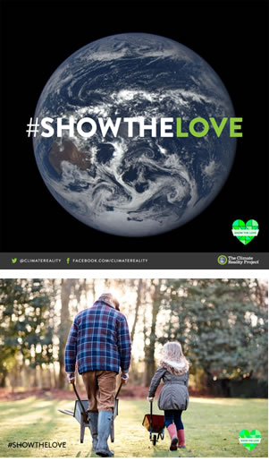 Show The Love And DUMA