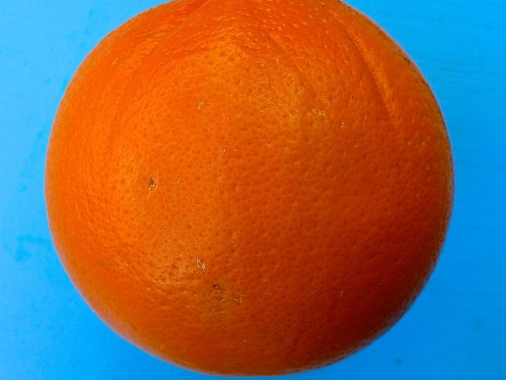 The Awesome Orange