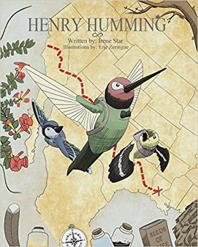 Henry Humming: Henry Saves Hanna by Irene Starlone