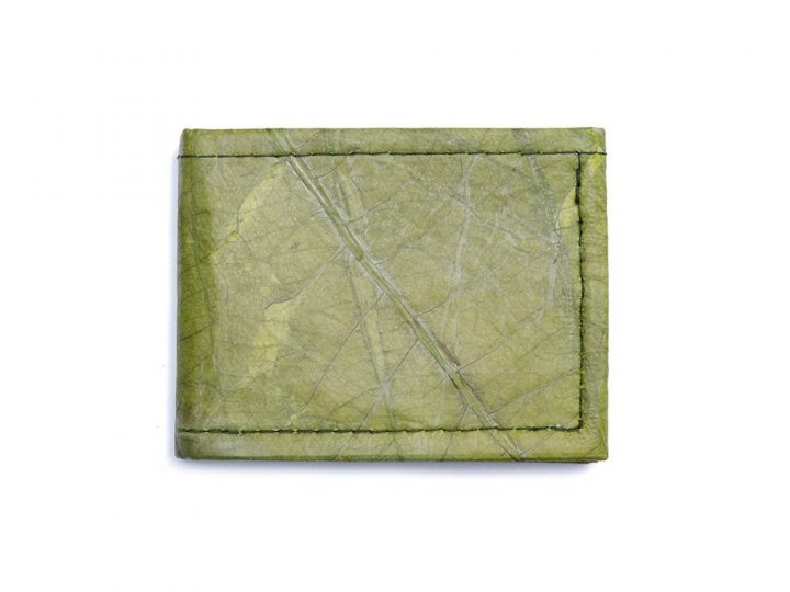 Wallet Made from Leaves