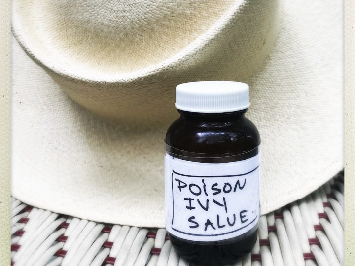 PW Tip #1: Poison Ivy Salve