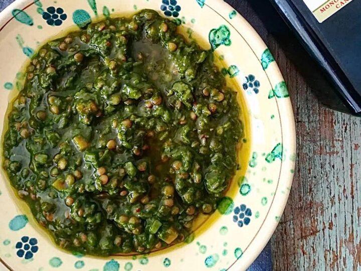 Lentil & Cavolo Nero Soup